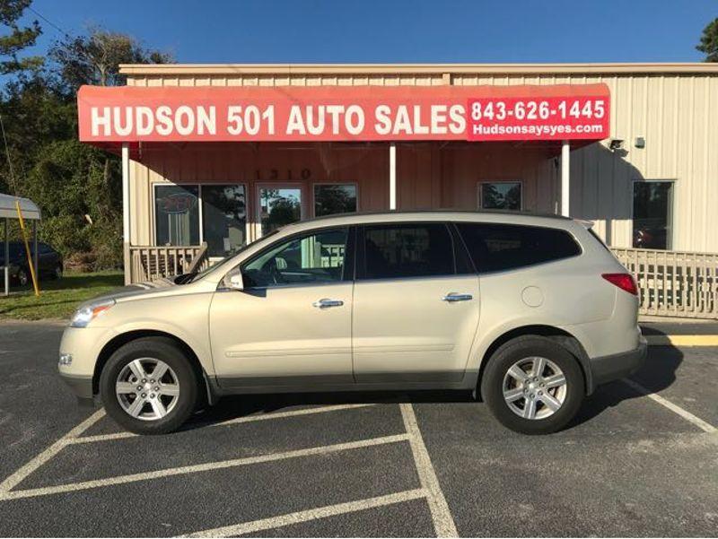 2012 Chevrolet Traverse LT w/1LT | Myrtle Beach, South Carolina | Hudson Auto Sales in Myrtle Beach South Carolina