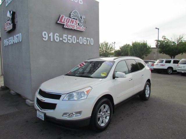 2012 Chevrolet Traverse LT AWD in Sacramento, CA 95825