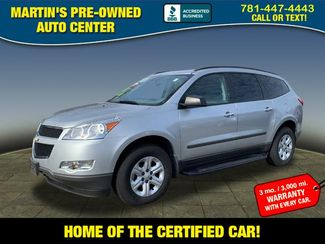 2012 Chevrolet Traverse LS in Whitman, MA 02382