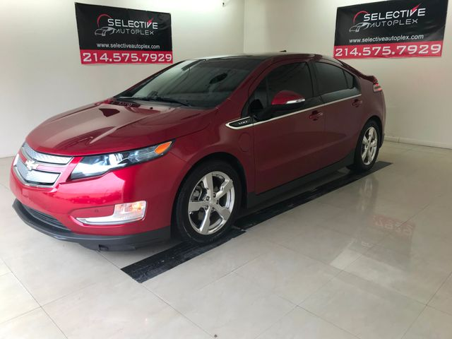 2012 Chevrolet Volt Premium Navigation