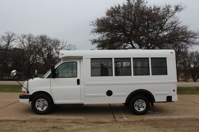 2012 Chevy Express School Bus Daycare Childcare Bus Irving, Texas 10