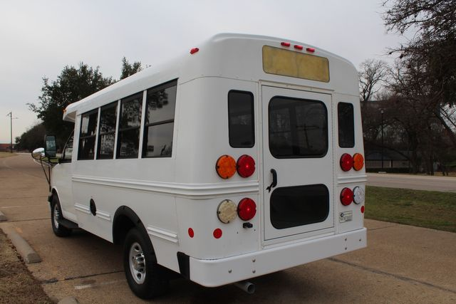 2012 Chevy Express Daycare Childcare kindergarten Kindercare School Mini Bus Shutle Van Irving, Texas 12