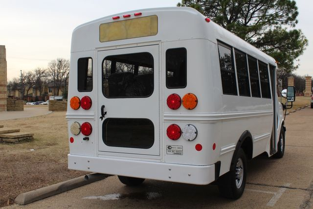 2012 Chevy Express School Bus Daycare Childcare Bus Irving, Texas 14