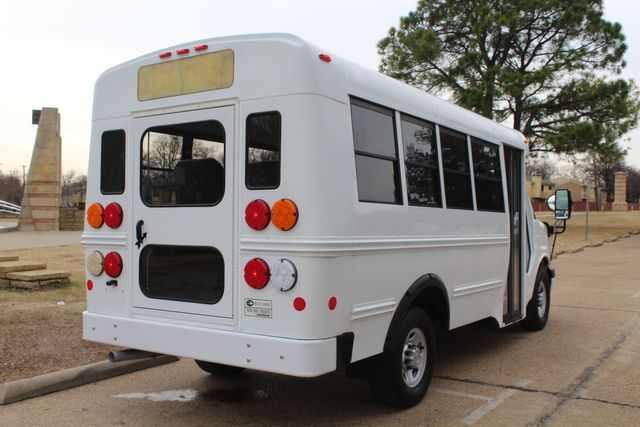 2012 Chevy Express School Bus Daycare Childcare Bus Irving, Texas 15