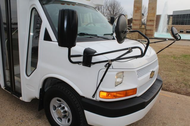 2012 Chevy Express Daycare Childcare kindergarten Kindercare School Mini Bus Shutle Van Irving, Texas 2