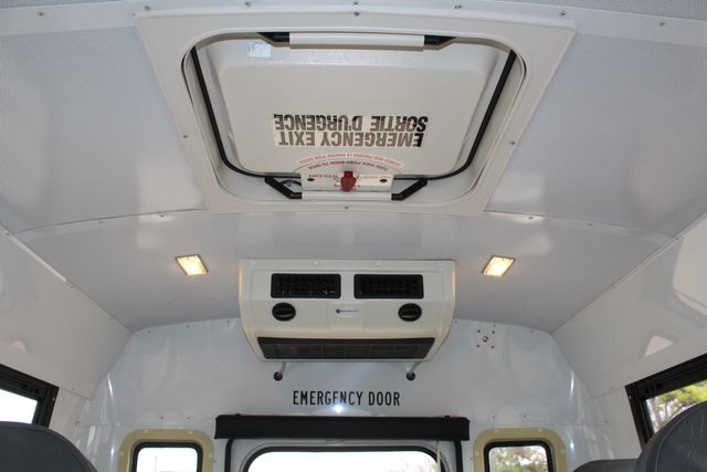 2012 Chevy Express School Bus Daycare Childcare Bus Irving, Texas 25