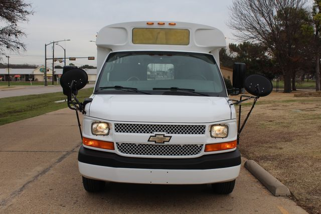 2012 Chevy Express School Bus Daycare Childcare Bus Irving, Texas 4