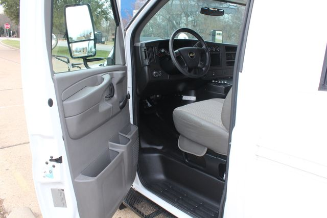2012 Chevy Express School Bus Daycare Childcare Bus Irving, Texas 47