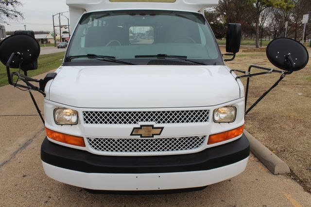 2012 Chevy Express School Bus Daycare Childcare Bus Irving, Texas 5