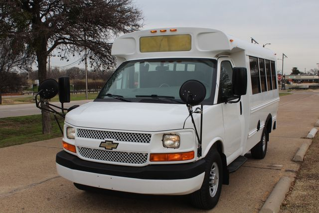 2012 Chevy Express School Bus Daycare Childcare Bus Irving, Texas 6