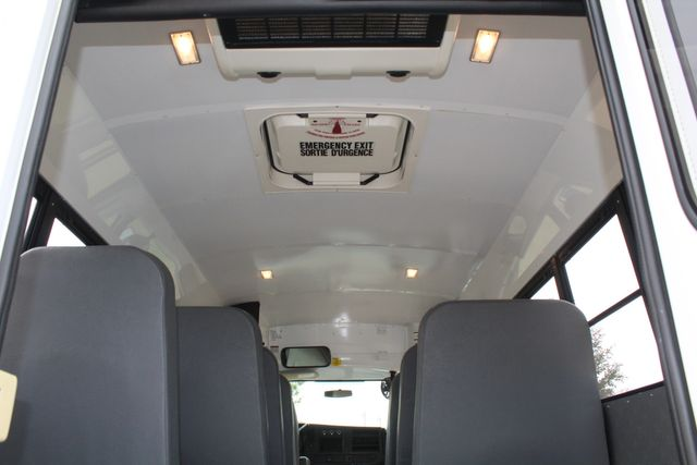 2012 Chevy Express School Bus Daycare Childcare Bus Irving, Texas 63