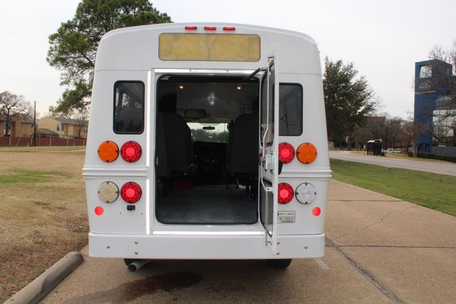 2012 Chevy Express School Bus Daycare Childcare Bus Irving, Texas 61