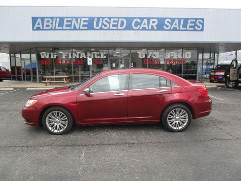 2012 Chrysler 200 Limited in Abilene, TX