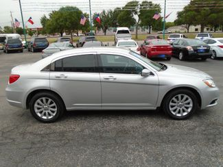 2012 Chrysler 200 Touring  Abilene TX  Abilene Used Car Sales  in Abilene, TX
