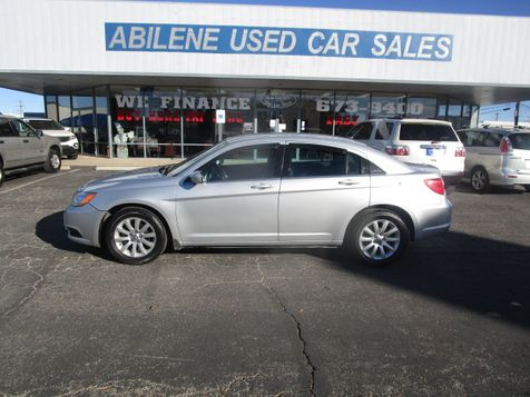 2012 Chrysler 200 Touring in Abilene, TX