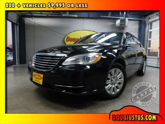 2012 Chrysler 200 LX in Airport Motor Mile ( Metro Knoxville ), TN 37777