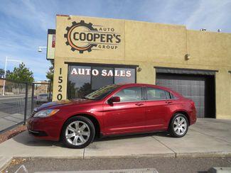 2012 Chrysler 200 Touring in Albuquerque, NM 87106