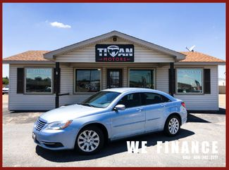 2012 Chrysler 200 LX in Amarillo, TX 79110