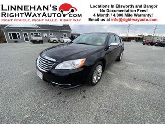 2012 Chrysler 200 Limited in Bangor, ME 04401