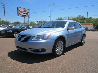 2012 Chrysler 200 Limited Batesville, Mississippi
