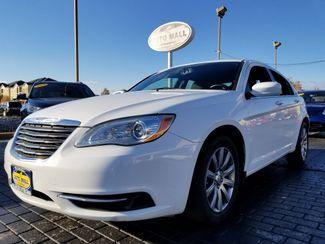 2012 Chrysler 200 Touring | Champaign, Illinois | The Auto Mall of Champaign in Champaign Illinois