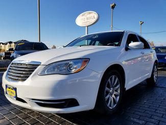 2012 Chrysler 200 Touring | Champaign, Illinois | The Auto Mall of Champaign in Champaign Illinois