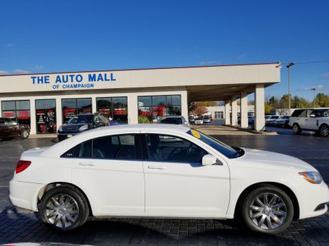 2012 Chrysler 200 Touring | Champaign, Illinois | The Auto Mall of Champaign in Champaign, Illinois