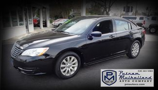 2012 Chrysler 200 Touring Sedan in Chico, CA 95928