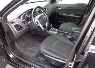 2012 Chrysler 200 Touring Sedan Chico, CA 11