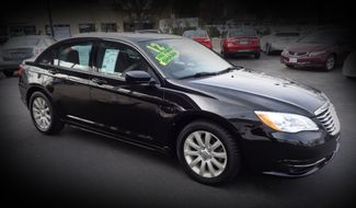2012 Chrysler 200 Touring Sedan Chico, CA 3