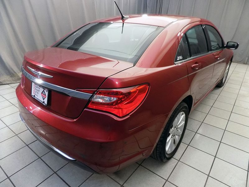 2012 Chrysler 200 Touring As low as 799 DOWN  city Ohio  North Coast Auto Mall of Cleveland  in Cleveland, Ohio