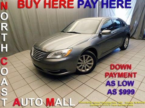 2012 Chrysler 200 Touring in Cleveland, Ohio