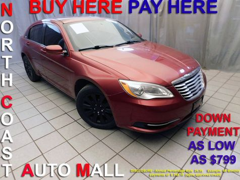 2012 Chrysler 200 LX in Cleveland, Ohio