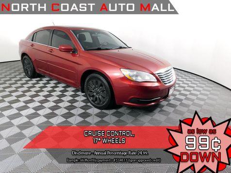 2012 Chrysler 200 LX in Cleveland, Ohio