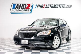 2012 Chrysler 200 LX in Dallas TX