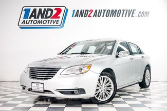 2012 Chrysler 200 Limited in Dallas TX