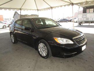 2012 Chrysler 200 LX Gardena, California 3