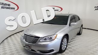 2012 Chrysler 200 LX in Garland