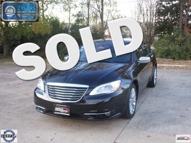 2012 Chrysler 200 Limited in Garland