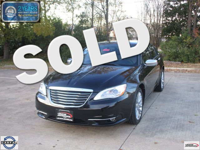 2012 Chrysler 200 Limited in Garland
