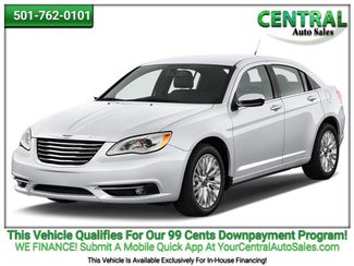2012 Chrysler 200 Touring | Hot Springs, AR | Central Auto Sales in Hot Springs AR