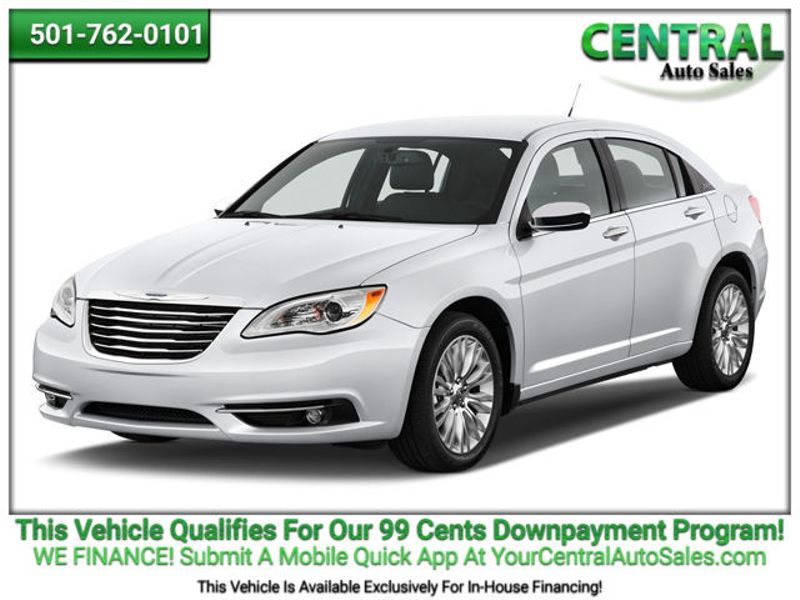2012 Chrysler 200 LX | Hot Springs, AR | Central Auto Sales in Hot Springs AR