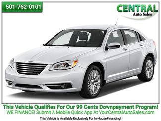2012 Chrysler 200 LX | Hot Springs, AR | Central Auto Sales in Hot Springs AR