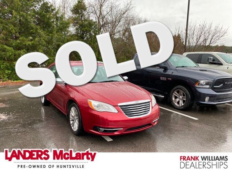 2012 Chrysler 200 Limited | Huntsville, Alabama | Landers Mclarty DCJ & Subaru in Huntsville Alabama