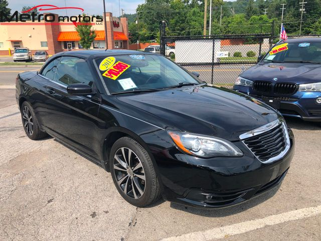 2012 Chrysler 200 S in Knoxville, Tennessee 37917