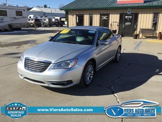 2012 Chrysler 200 Limited in Lapeer, MI 48446