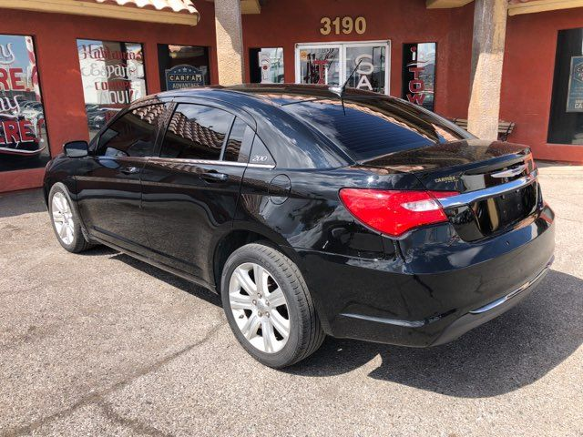 2012 Chrysler 200 Touring CAR PROS AUTO CENTER (702) 405-9905 Las Vegas, Nevada 3