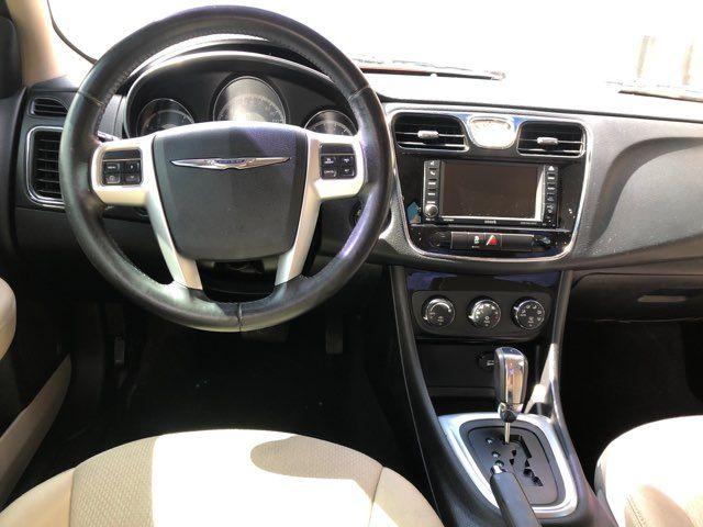 2012 Chrysler 200 Touring CAR PROS AUTO CENTER (702) 405-9905 Las Vegas, Nevada 7