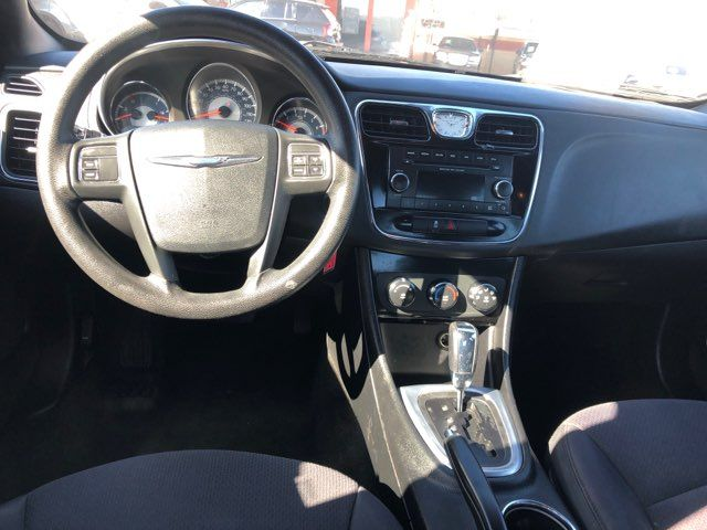 2012 Chrysler 200 LX CAR PROS AUTO CENTER (702) 405-9905 Las Vegas, Nevada 7