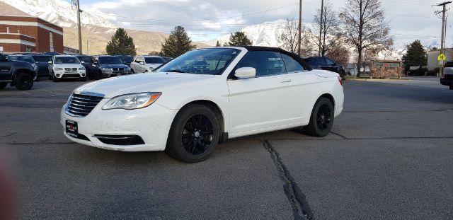 2012 Chrysler 200 Touring LINDON, UT